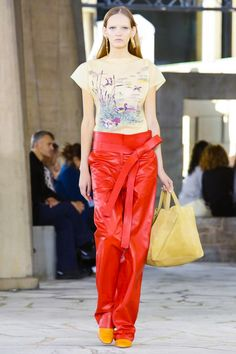 Loewe Ready To Wear Spring Summer 2015 Paris