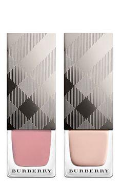 Burberry nail polish #minimal #minimalistgigi | Minimalist GiGi // GiGi ٠•●●♥♥❤ஜ۩۞۩ஜ.    ๑෴@EstellaSeraphim ෴๑         ˚̩̥̩̥✧̊́˚̩̥̩̥✧@EstellaSeraphim  ˚̩̥̩̥✧̥̊́͠✦̖̱̩̥̊̎̍̀✧✦̖̱̩̥̊̎̍̀ஜ۩۞۩ஜ❤♥♥●