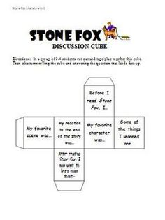 Printables Stone Fox Worksheets stone fox word search puzzle activities and the ojays