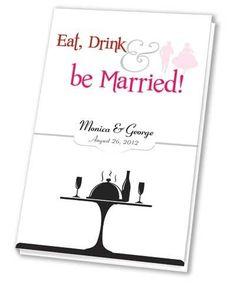 Custom cookbook, recipe book wedding favor | I Do Day | Pinterest | Cookbook recipes, Wedding and Favors