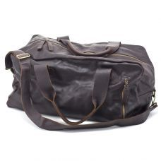 christmas markets in europe would look quite splendid with one of these CHISSENE TRAVEL BAG- weekender