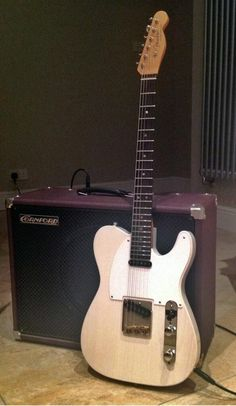 AldGra's Fender Telecaster.
