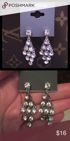Express Earrings NWT! Gorgeous Statment earring! Express Jewelry Earrings