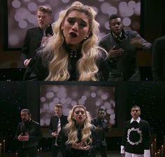 Kirstie's solo in Hallelujah