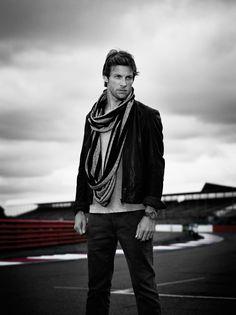 2397ee9e747 Jenson Button wearing a TAG Heuer Carrera