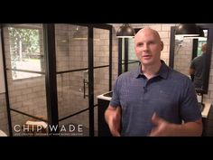 Discover Chip Wade's Dream Home Bathroom Renovations - YouTube