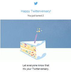 ¡Cumplimos 2 años en Twitter!  #Twitterversary Everyone Knows, Let It Be, Twitter