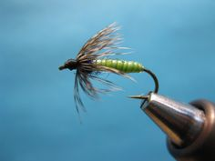 "Swinging wets during the Green McKenzie Caddis emergence can be deadly. We like to combine a larger ""emerger"" wet below a high floating dry, or use the wet above a Dark Cahill in a tandem wet fly rig. In this video Barrett demonstrates another cool use of Chewee Skin from Hareline Dubbin."