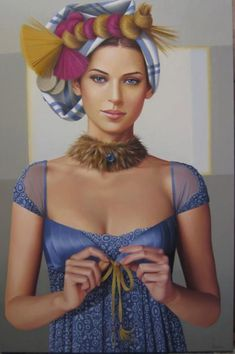 ~ Ginette Beaulieu ~ Canadian, 1954