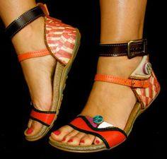 MINA - PISAVERDE,diseño y producción de calzado ARTESANO