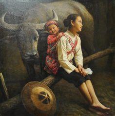 by Zijian Li (b1954, Shaoyang, Hunan Province, China)