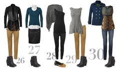 CAbi 15 -- 15 items for 30 days of fall fashion. The CAbi Canary - Fashion & Style Blog - CAbi