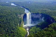 Kaieteur Falls (Gujana)
