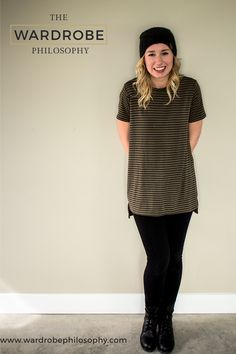 First outfit posted from my Winter Capsule Wardrobe 2016! www.wardrobephilosophy.com