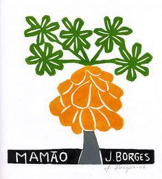 Mamão - J. Borges