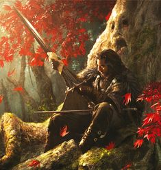 Eddard Stark from George RR Martin Game of Thrones