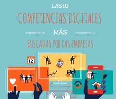 Las 10 competencias digitales del marketing más buscadas por las empresas. Kelly Rogan de Cyberclick