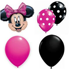 Minnie Mouse Party Balloon Package