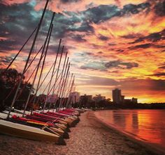 Perth - Australia. I have being here and if i was to move anywhere this would be the place.