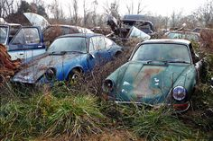 Salvage Yard Liquidation: Vine Grove, Kentucky - http://barnfinds.com/salvage-yard-liquidation-vine-grove-kentucky/