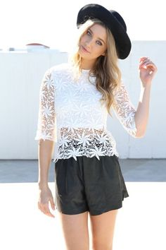 Taylo Top from Sabo Skirt