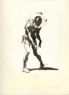 Jeffrey Jones (Amazing shadow)