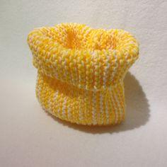 Bébé hiver chaud Grand Pom Pom chapeau 0-24 mois en tricot torsadé bébé tricoté Beanie