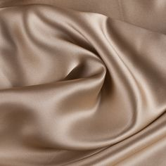 Introducing a top quality Cornstalk Silk Charmeuse made especially for Mood. Of a medium weight, this superb silk features an exquisite drape along with a lovely sheen. Silk charmeuse fabrics are the ideal material for classic gowns, dresses, blouses, and Cream Aesthetic, Classy Aesthetic, Brown Aesthetic, Aesthetic Colors, Aesthetic Pictures, Aesthetic Iphone Wallpaper, Aesthetic Wallpapers, Whatsapp Logo, Silk Satin Fabric