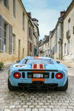 Ford GT in France