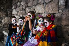 Día de los Muertos Mexican Hot Chocolate
