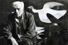 Georges Braque quotations, sayings. Famous quotes of Georges Braque. Georges Braque, Pablo Picasso, Artist Life, Artist Art, Artist At Work, Famous Artists, Great Artists, Francis Picabia, Photo Portrait