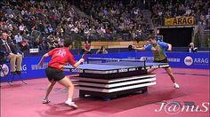 2010 German Open (ms-final) MA Long Vs WANG Hao [Full Match@720p]