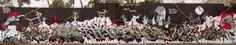 #idea #saf #crew #Wall #graffiti #art #arte #Street #Cagliari #sardegna #Sardinia #artist #colours #walls #ogliastra #ulassai #spray #letters #grim #matz #nero #jilos #tarma #gibbo #paul #Stefanomarongiu #gianlucaGelsomino #iatus  #cusCagliari #marmuri #sumarmuri #fondazioneMariaLai #bellezza #passion #traditions