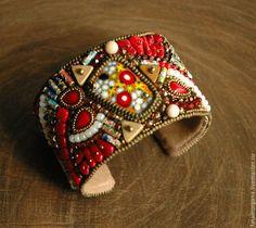 """Браслеты ручной работы. Ярмарка Мастеров - ручная работа браслет """"Бирма"""". Handmade."""