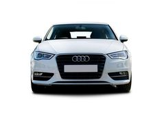 Audi A3 Hatchback front view