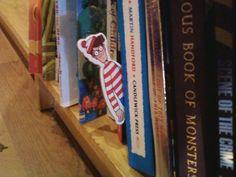 Peeking Waldo!  Find Waldo Local