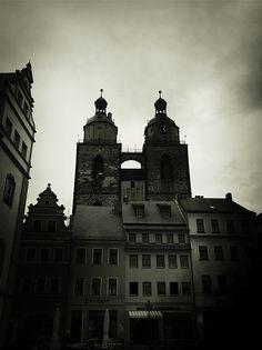 Stadtkirche Lutherstadt Wittenberg, Germany - check