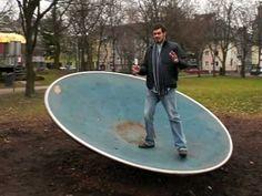 Playground in Koln. Super Cool!