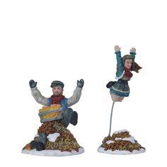Luville - Egbert en Liesje maken plezier - FelinaWorld