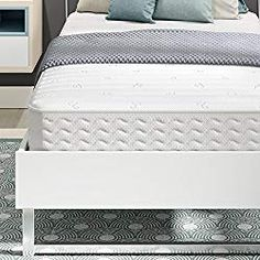 Buy Signature Sleep Contour 8 Inch Reversible Independently Encased Coil Mattress with CertiPUR-US certified foam, Twin at Discounted Prices ✓ FREE DELIVERY possible on eligible purchases. Bunk Bed Mattress, Full Size Mattress, Best Mattress, Cooling Mattress, Queen Mattress, Mattress Dimensions, Cool Bunk Beds, Thing 1, Indoor Air Quality
