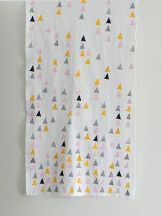 Chez Chouke: stamping fabric  #pattern