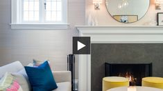 Join our latest design adventure! See how Toronto designer Grace Castaneda combines sophisticated elements with practical decorating for a busy family home. Real Estate Ads, Luxury Real Estate, Mazda, Define Family, White Space, Better Homes And Gardens, Home Look, Open Concept, Estate Homes