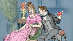The author frequently satirized those with bad literary habits—and, in her novels, gave audiences a model for how to read well. Jane Austen, Frances Burney, Ap Literature, British Family, Elizabeth Bennet, Reading Habits, Margaret Atwood, Any Book, Pride And Prejudice
