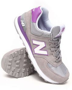 Womens 574 Sneakers by New Balance