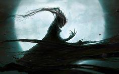 Evil Tree Lord Awake