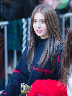 Somi【IOI】161104 music bank