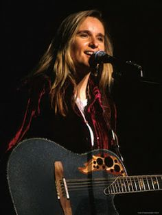Melissa Lou Etheridge (born May 29, 1961) is an American rock singer-songwriter and musician.