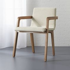 possible arm chair or too modern?