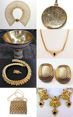 Christmas Gold by Marie on Etsy--Pinned with TreasuryPin.com