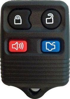 1999-2008 Ford Mustang Keyless Entry Remote Key Fob w/ Free DIY Programming Instructions $9.89